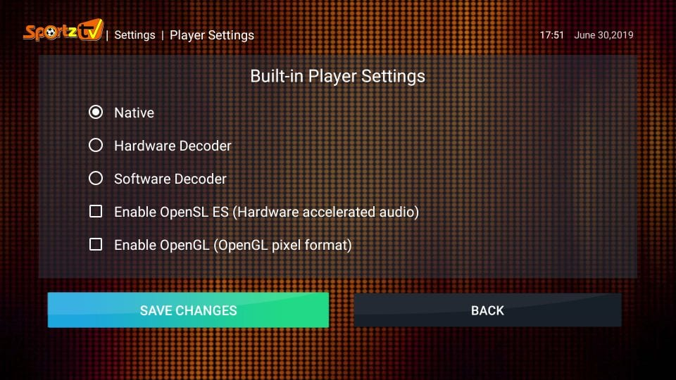 how to install sportz tv on firestick