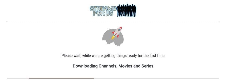 streams for us app