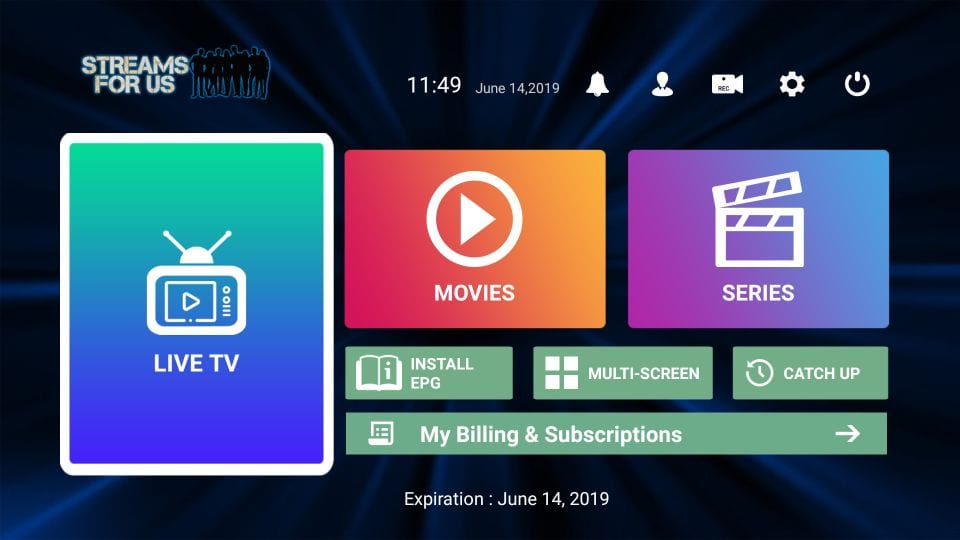 Streams for US IPTV: Stream Over 8000 Live TV Channels [2019]