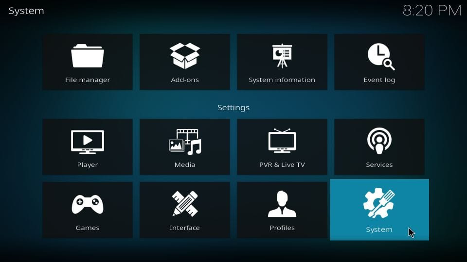 xontech build for kodi