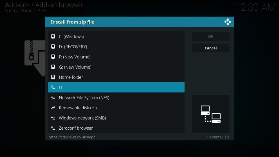 install it kodi addon