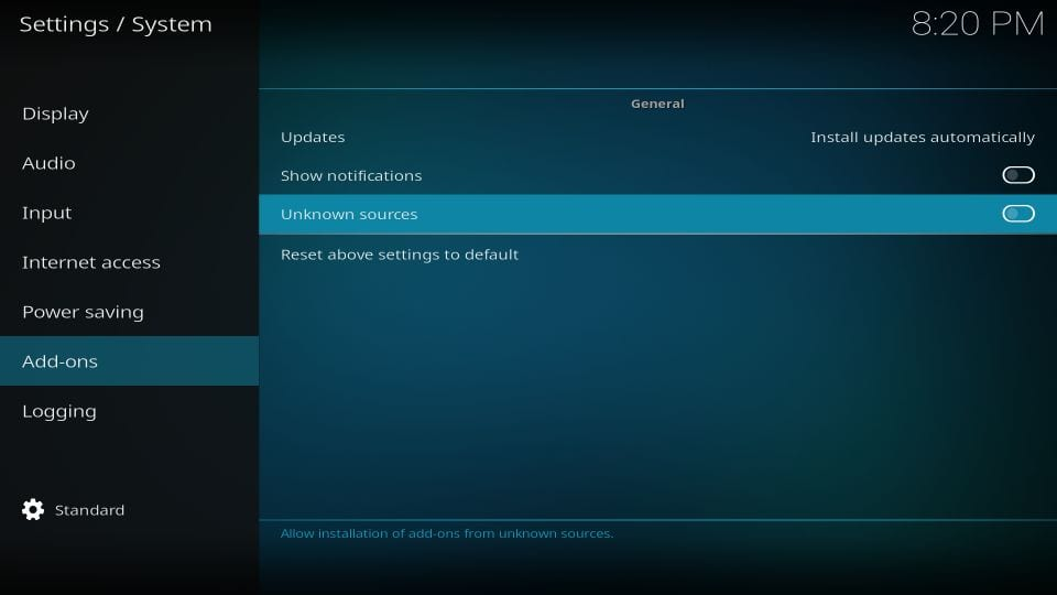install it kodi addon by nobody's