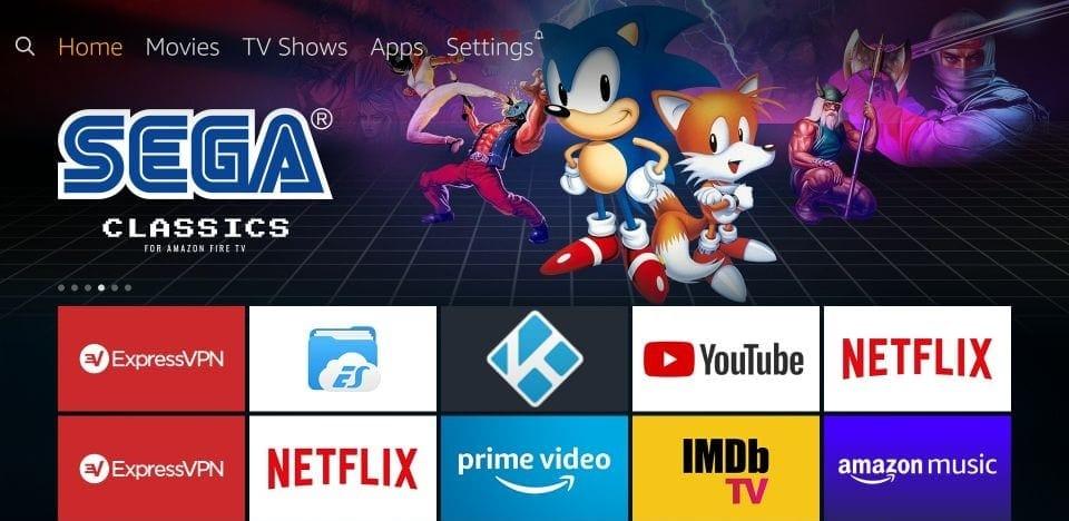 Gears TV Reloaded IPTV: Watch TV Channels on FireStick