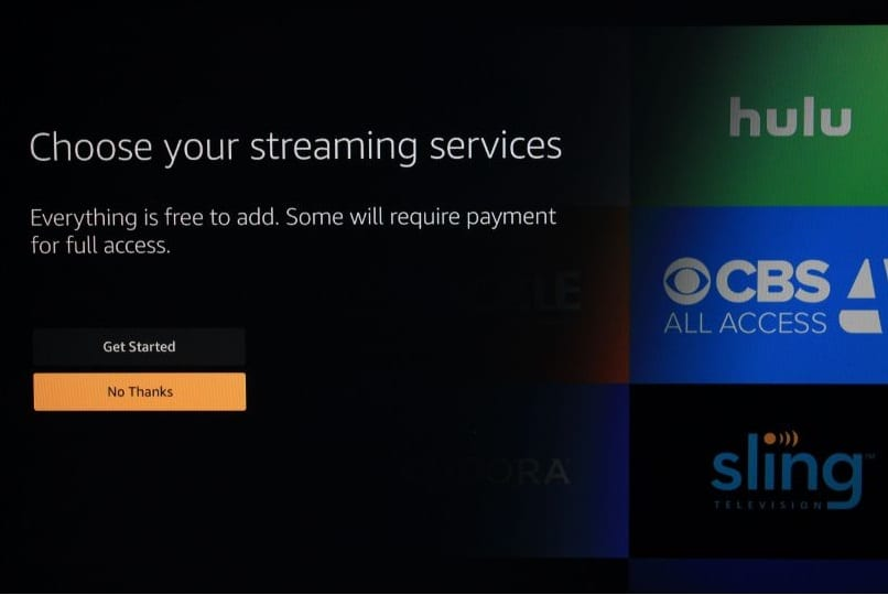 how to set up amazon firestick and fire tv devices