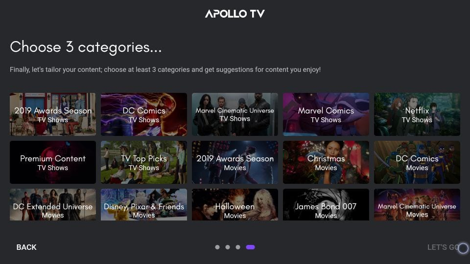 how to use apollo tv on firestick with mouse toggle