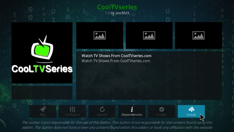 How to Install CoolTVSeries Kodi Addon under 5 minutes