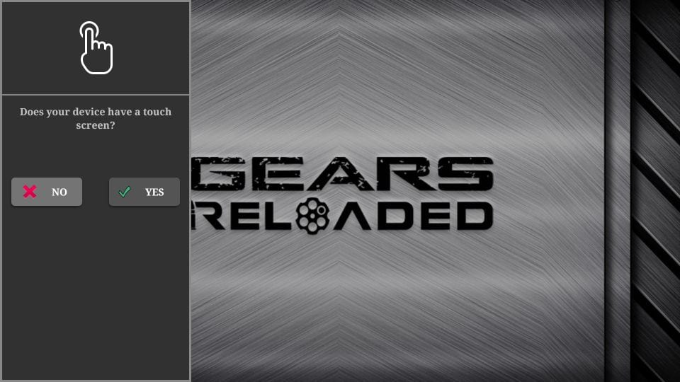steps to install gears tv reloaded