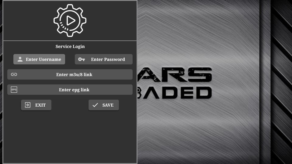 how to use gears tv reloaded channels