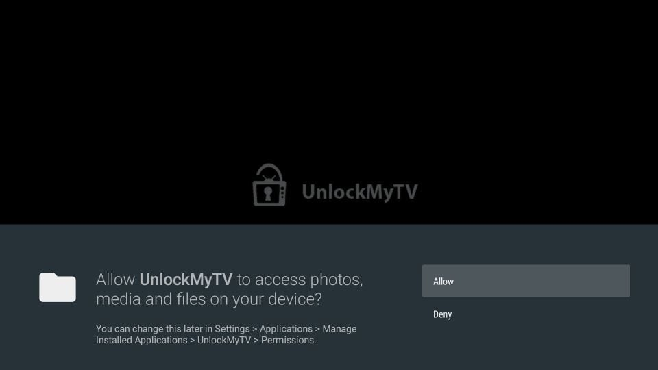 how to use unlockmytv apk on firestick