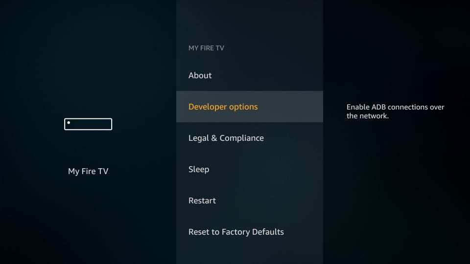 sideload apps on firestick from computer with es file explorer