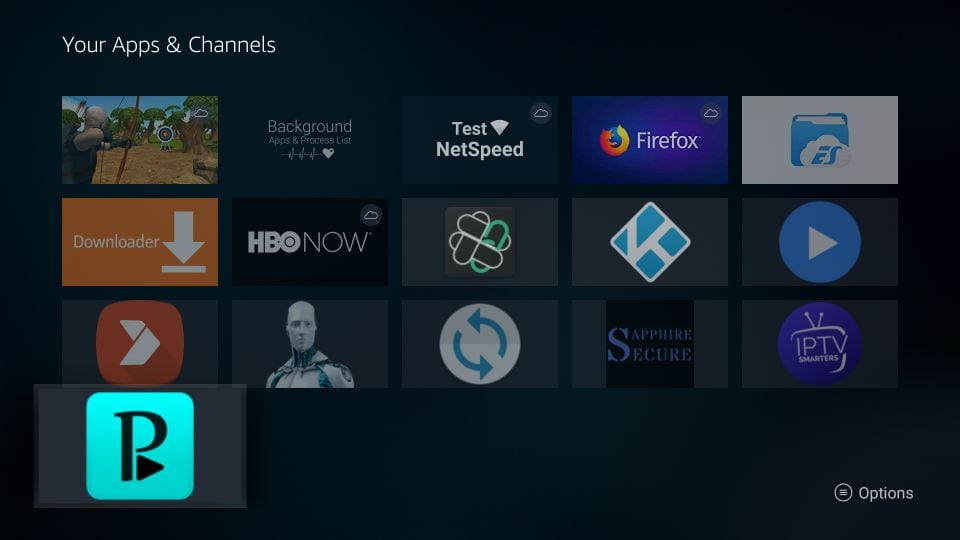 perfect player iptv for Firestick