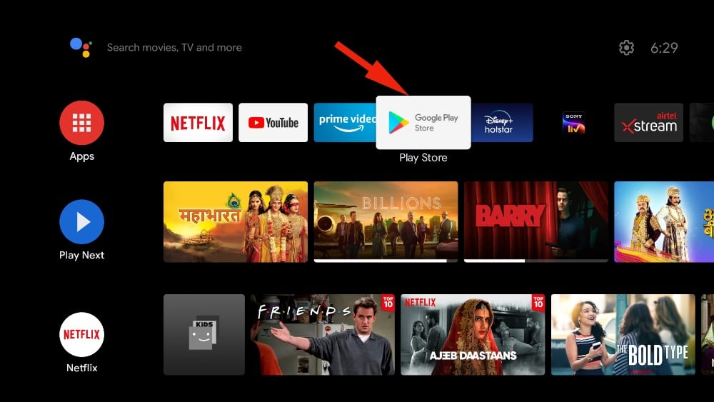 how to install rokkr on android tv box