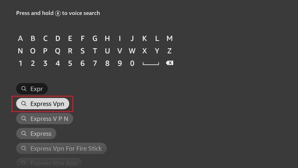 free vpn for firestick
